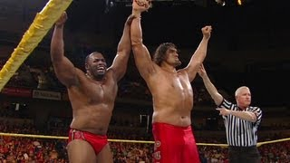 Jackson & The Great Khali vs. Curtis & McIntyre