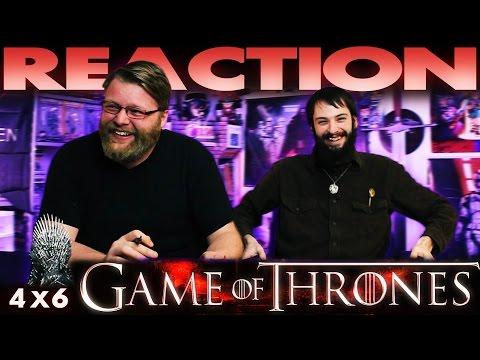 Game of Thrones 4x6 REACTION!!