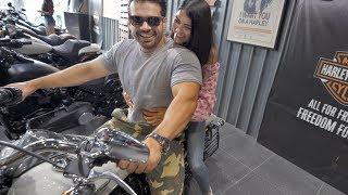 Harley Davidson !!  🏍️