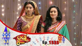 Durga | Full Ep 1535 | 11th Nov 2019 | Odia Serial – TarangTV