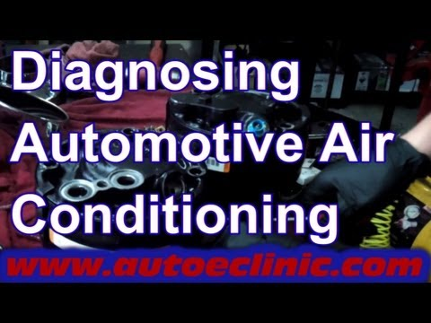 How To Replace An Air Conditioner Compressor - GM Chevy SIlverado 5.7 5.0