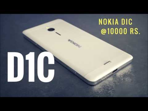 NOKIA D1C 2017 Full Phone Specifications, Features, Price in India, Release Date