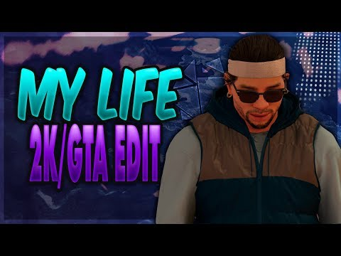 My Life 2k & GTA 5 Edit   Last NBA 2k Mixtape   Best Dribble Moves   Unguardable Dribble Moves