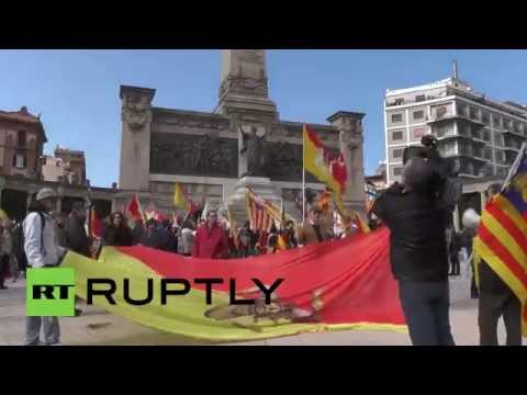 Italy: Sicilians march for independence from Rome