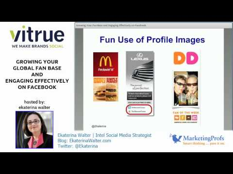 Community Manager Facebook Tips | Photo Strips & Profile Pics | Ep 4
