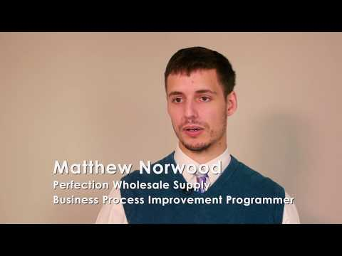 Business Process Improvement GoCanvas Testimonial - Matthew Norwood, Perfection Wholesales Supply