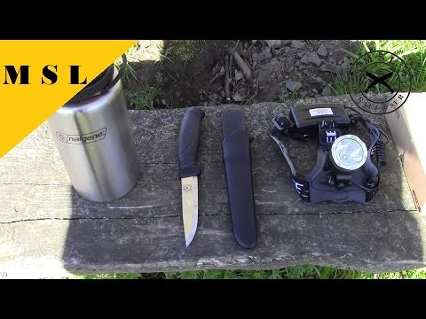 20 000 Subscriber Bushcraft Kit Giveaway ( closed )