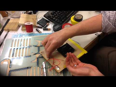 Intro: to Innovation and Invention in Tech Arts - Homemade Operation Game