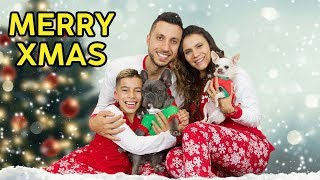 THE ROYALTY FAMILY'S NEW CHRISTMAS INTRO VIDEO!!! (2019)