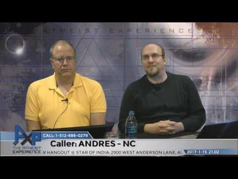 Children in Christian School? | Andres - NC | Atheist Experience 21.02