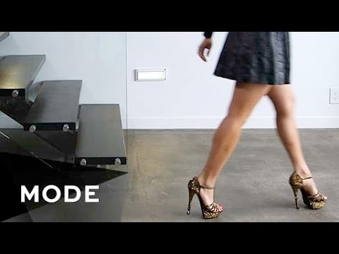 How to Walk in Heels   Step By Step ★ Glam.com