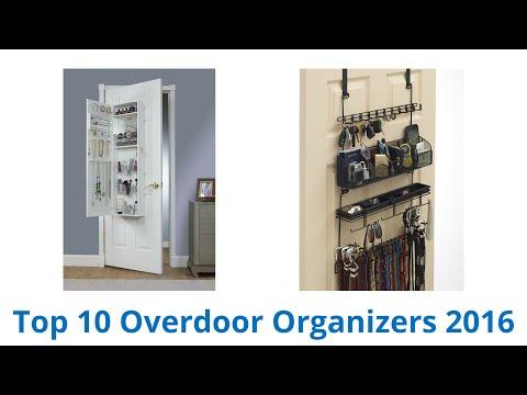 10 Best Overdoor Organizers 2016