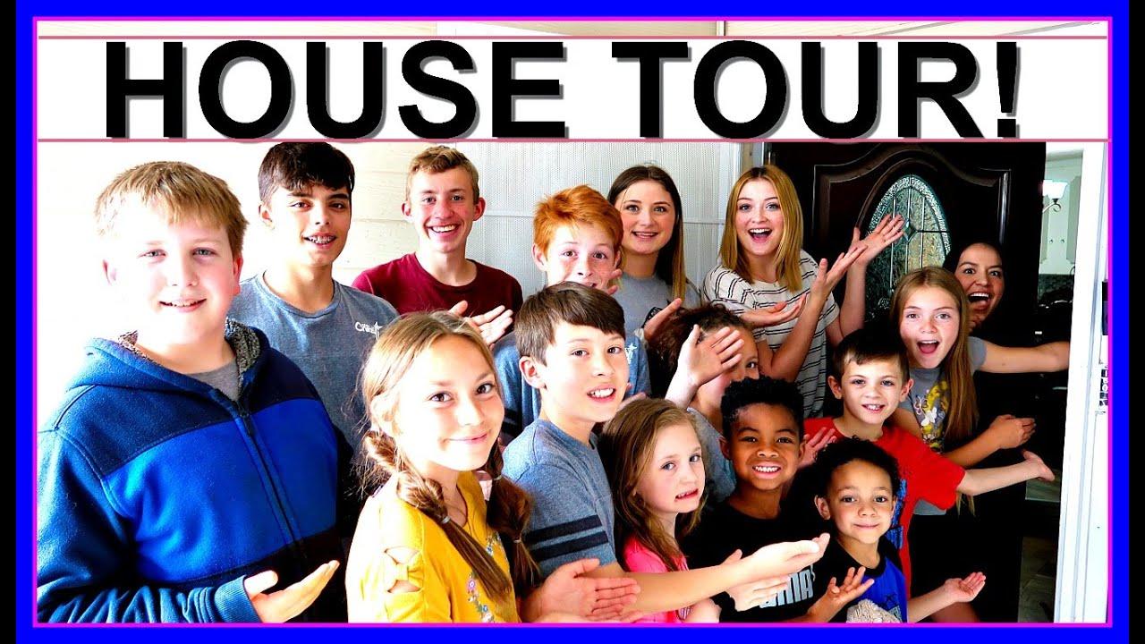 HOUSE TOUR!