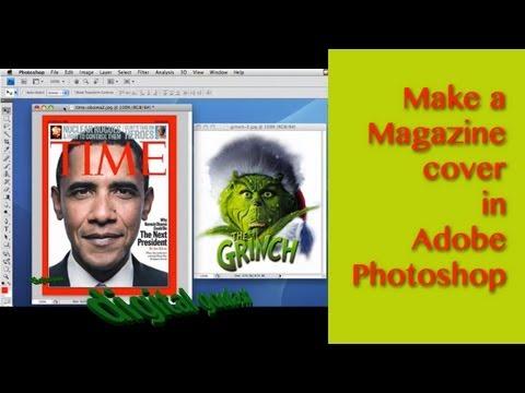 Photoshop made Easy - Make a Magazine Cover