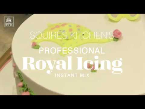 SK Royal Icing - the professional's choice