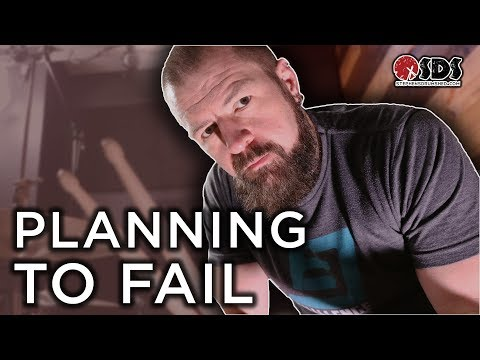 DRUMS: Are You Planning to Fail Without Knowing?