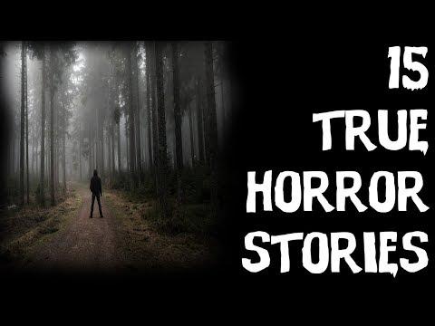 15 TERRIFYING TRUE Horror Stories From Reddit!   Ft.Creaks & Peaks!