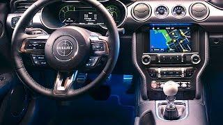 Ford Mustang Bullitt 2019 INTERIOR Video New Mustang Bullitt Interior Options CARJAM TV