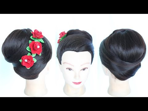 party hairstyle || updo hairstyles || prom hairstyles || bridal hairstyle || wedding hairstyle