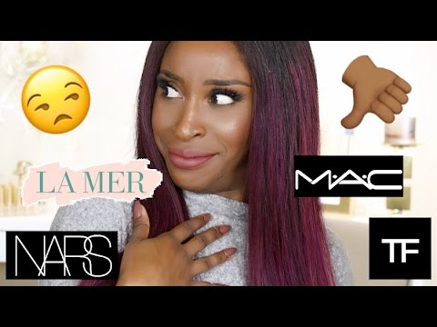 EXPENSIVE Products I Regret Buying! | ROASTING High End Beauty  | Jackie Aina