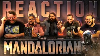 Download The Mandalorian | Official Trailer REACTION!! Video