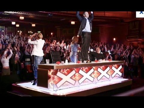 Britain's Got Talent 2016 All Golden Buzzer Acts