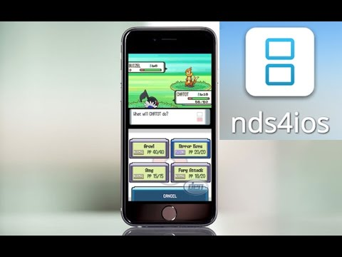 How to play Nintendo DS games on your iPhone (NDS emulator) (no jailbreak)