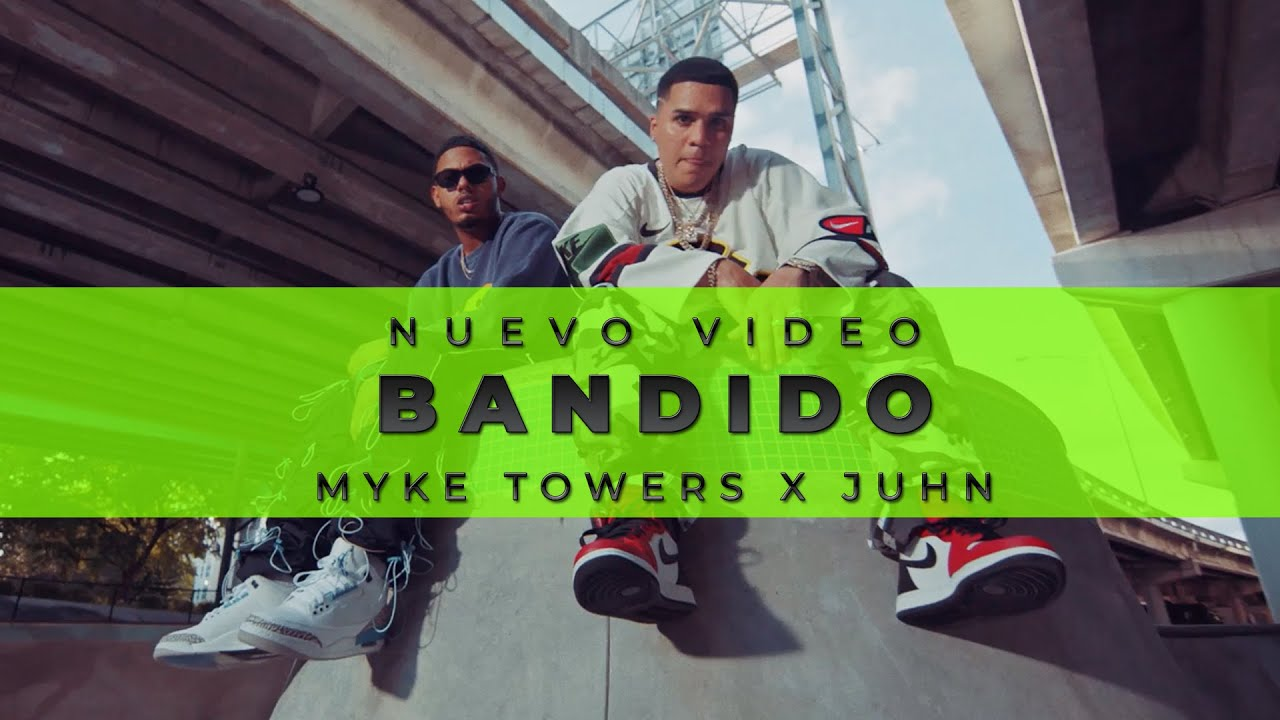 Bandido - Myke Towers