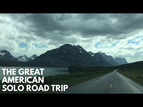 The Great American Solo Road Trip