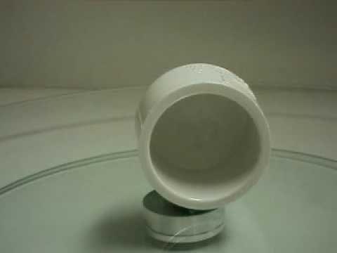 Schedule 40 PVC, Cap Slip (Domed Style)
