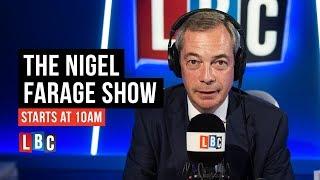 The Nigel Farage Show: 21st October 2018
