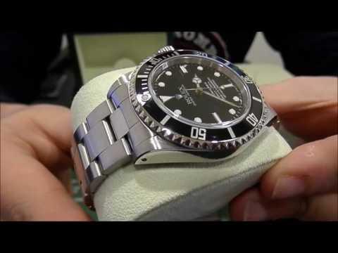 Rolex Submariner 14060 No Date Random Serial | WatchesGMT
