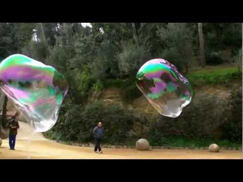 Awesome GIANT Bubble Blower!