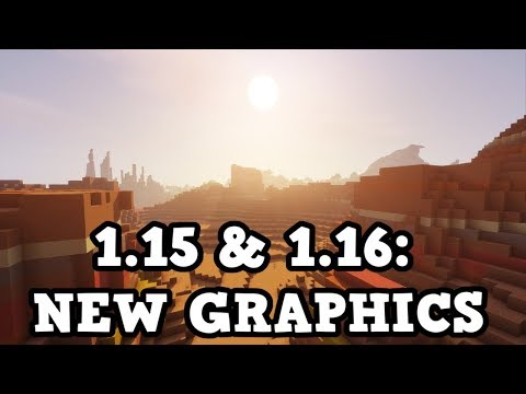 Minecraft 1.15 & 1.16 Confirmed: NEW Combat & Graphics
