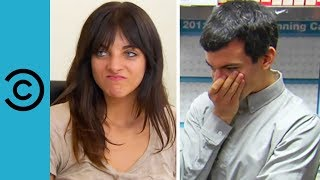 Poo Flavoured Frozen Yogurt | Nathan For You