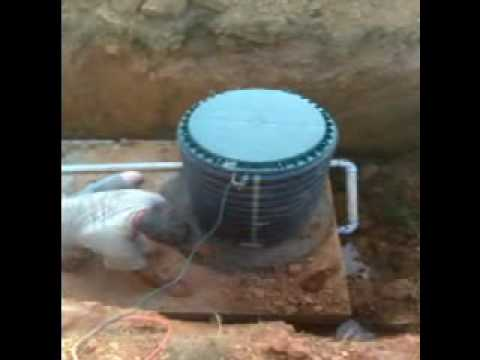 Super Septic Service Installing Septic Tank Risers