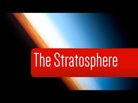 What is the stratosphere? - Crash Course #2