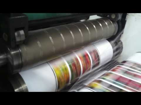 420 6color printing machine with lamination