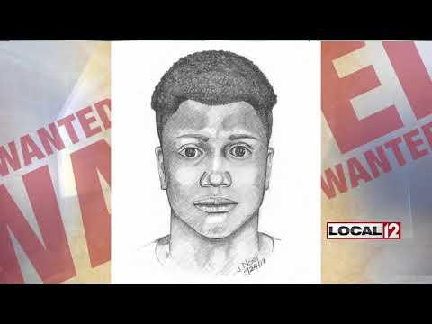 Police release sketch of Mt. Healthy rape, abduction suspect