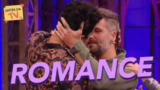 Rolou BEIJO? Bruno Gagliasso entra no personagem e plateia vibra! 😱 | Lady Night | Humor Multishow