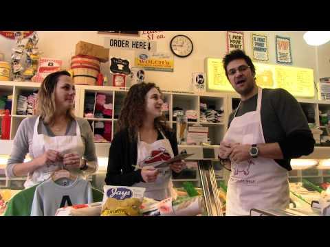 T-Shirt Deli Local Interview   CitySolesTV - Episode #103