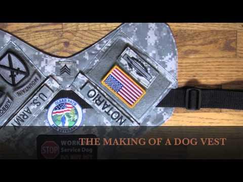 Dog Vests 4 Vets