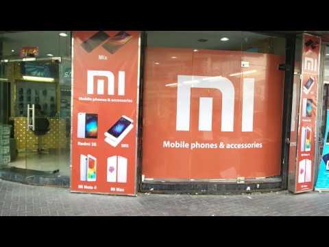 OMG!!?? What A price Redmi Pro n Note 4(64B) Mi Xiaomi unofficial Store In Dubai