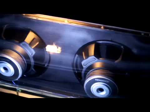 2003 Impala Plexiglass Box part 1