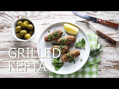 [EN] Grilled Kefta / كفتة مشوية - CookingWithAlia - Episode 664