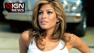 Furious 8: Eva Mendes Reportedly Wanted Back - IGN News