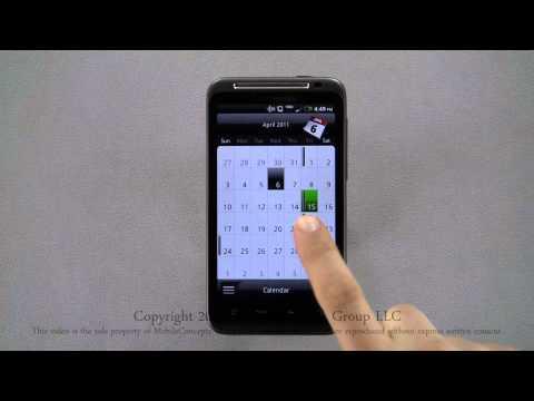HTC ThunderBolt Tutorial Part 13