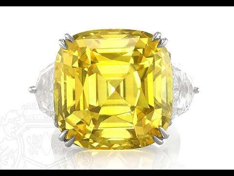 Yellow Sapphires!  What You Need to Know; Introduction