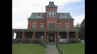 Haunted Thompson House Newport Ky - PPI 2-9-14