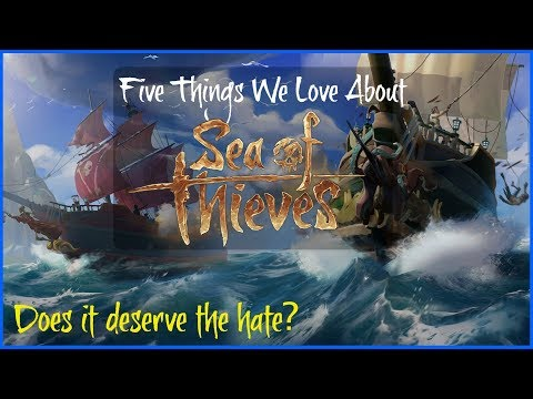 Does Sea of Thieves Deserve the HATE?